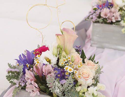 Pink & Lilac Wedding