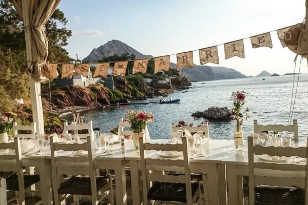 Destination Wedding Hydra